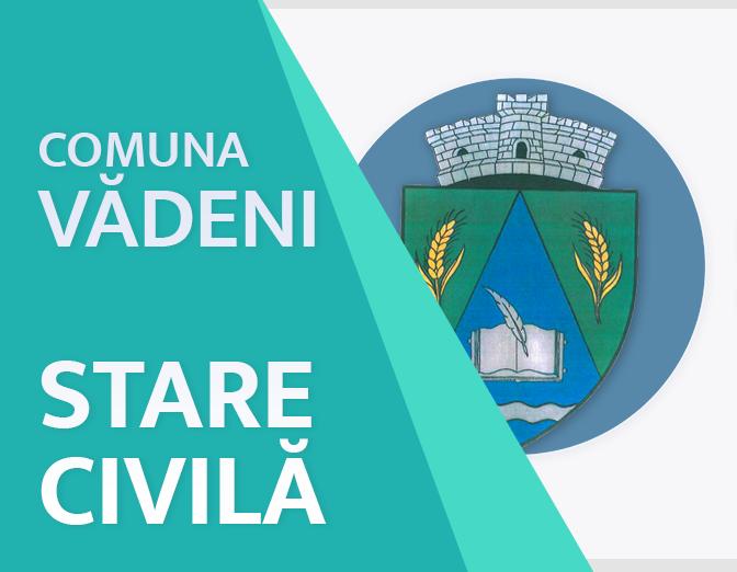 Publicatie casatorie – Moldoveanu Mihai-Adrian-Stelian și Iordache Mariana-Gabriela