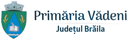 Primăria Vădeni Logo
